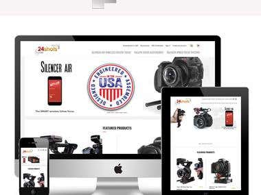 Shopify Custom Design