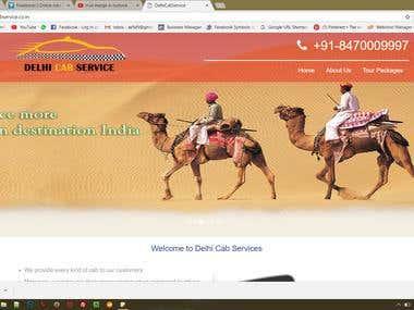Delhi Cab Services