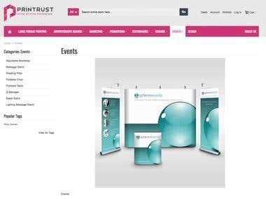 Magento 1.9 Website
