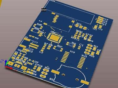 PCB From Schematic