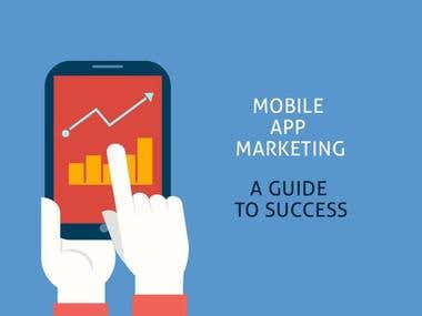 App download and App Manual Marketing