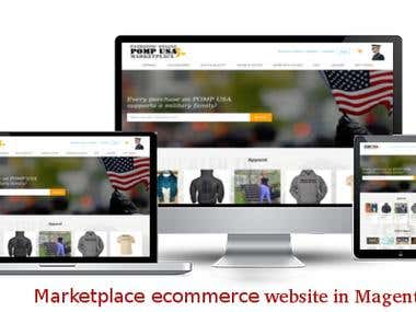 USA marketplace
