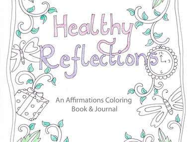 Coloring Book & Journal