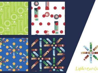 graphic design / textile
