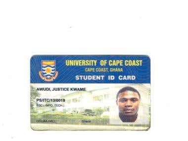 Students ID Card