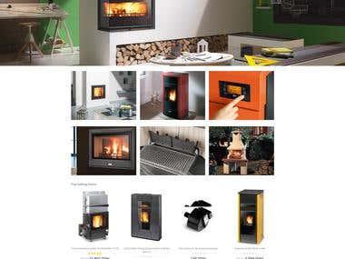 Woocommerce Website www.Clamromania.ro