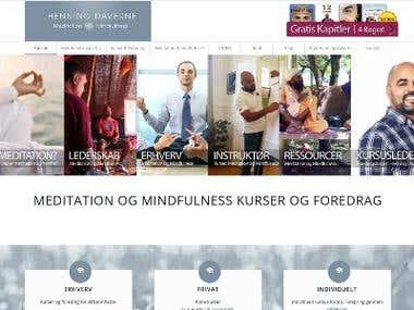 website-Henning Daverne Meditation Mindfulness