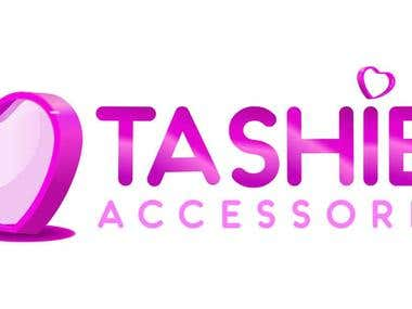 Tashies Logo Design