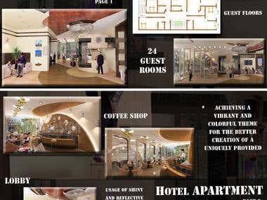 HOSPITALITY DESIGN - HOTELS