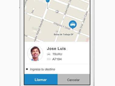 Yaxi - the most popular taxi app in Mexico
