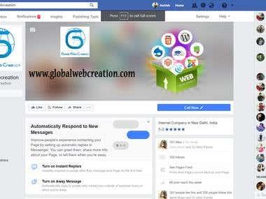 Global Web Creation