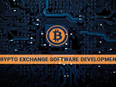 Crypto Exchange Software Development