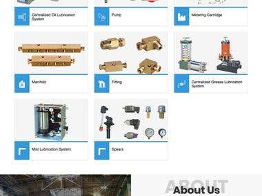 Product listing / Catalogue Design