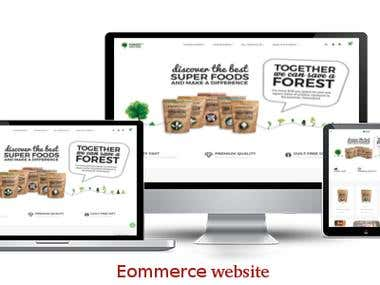 Forest super food site
