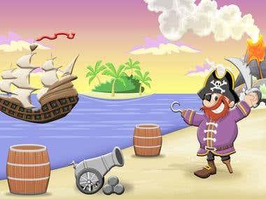 Piratre Pete