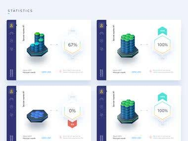 Cryptocurrency Dashboard(Ember.js)