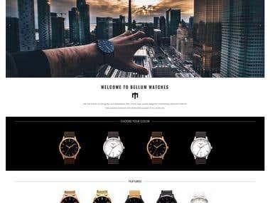 bellumwatches.com
