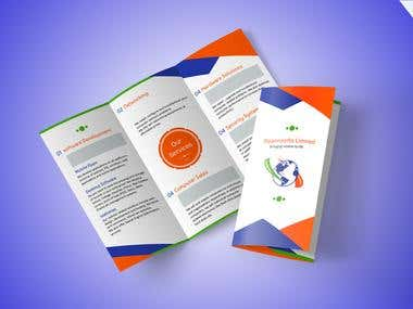 Business Branding - Brochure Design