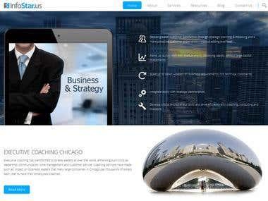 InfoStar Web Site
