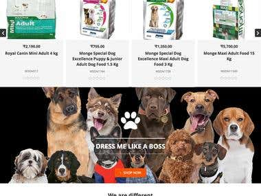 Customized Pet Store Woocommerce, Payment Gateway
