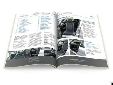 Product catalogue for business