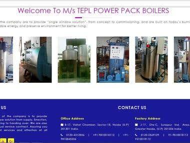 TEPL Boilers