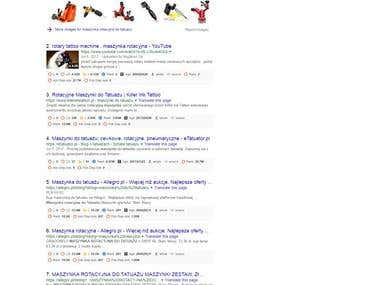 Target Google: Google.pl