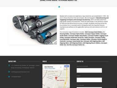Ajay Industrial Rollers