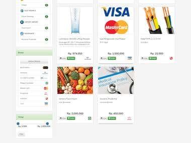 Build Online Shop