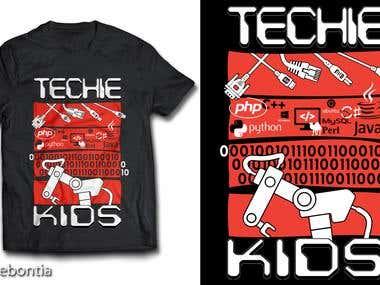 techie kids