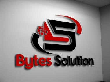 Bytes Solution Logo