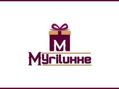 logo designed for gift shop