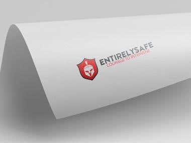 Logo for EntirelySafe