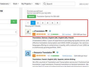 Top Rated Translation agency