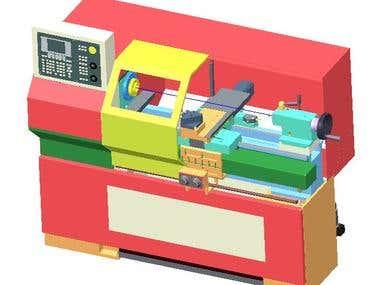 CNC Machine Design