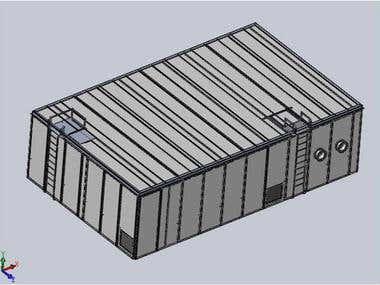 Rectangular Water Tank Design