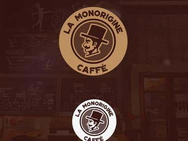 Logo design Coffe