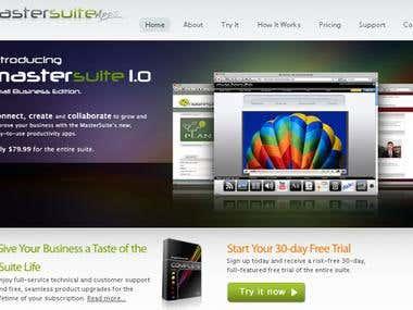MasterSuite Apps