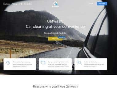 Car wash System - www.qatwash.com