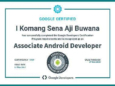 Associate Android Developer