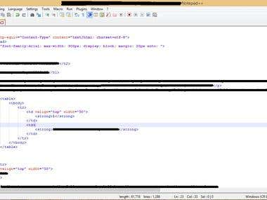 Document to HTML