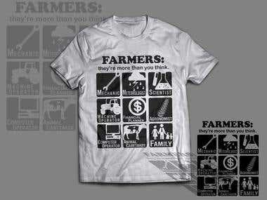 Farmers shirt