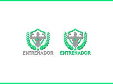 logo designed for extrennador