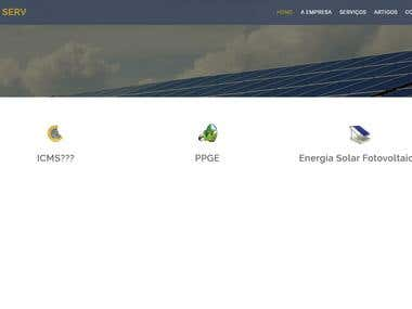 RK Serv Enterprise site