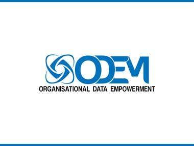 logo designed for ODEM