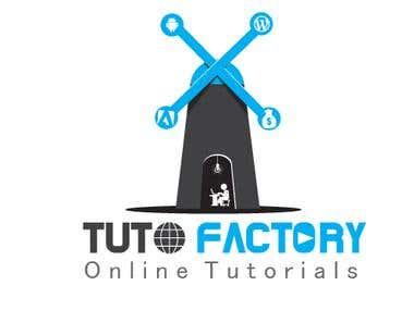 tuto factory logo