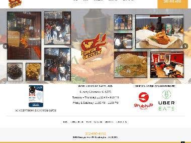 Online Food Menu Order