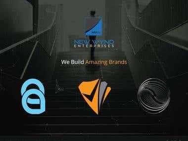 Webite for New Wynd Enterprises