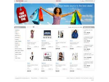 oscommerce electronic store