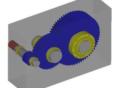 Gear Design Calculations